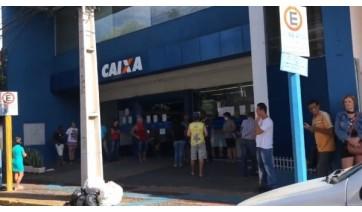 Caixa abre agência de Adamantina no sábado para pagamento do auxílio emergencial