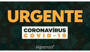 Dracena confirma primeiro caso positivo de coronavirus