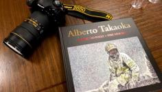 Bombeiro de Adamantina é capa em livro do fotógrafo Alberto Takaoka