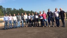 Sabesp detalha operação de água e esgoto para autoridades municipais