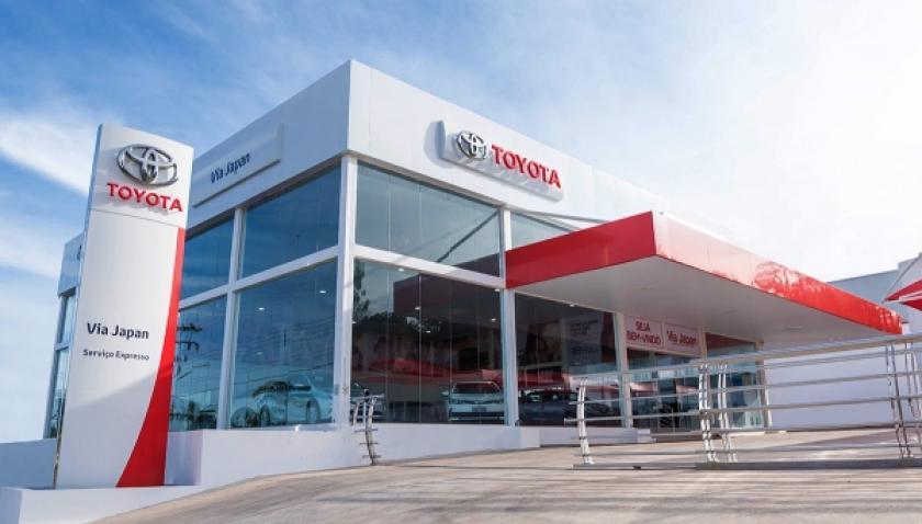 Adamantina ganha concessionária padrão Toyota