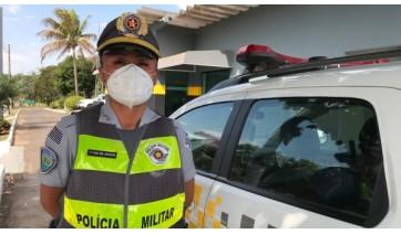 Tenente Janaína, nova comandante da PM Rodoviária no Pelotão com jurisdição nas regiões de Dracena e Adamantina (Foto: Siga Mais).