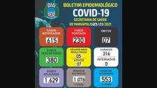 Mariápolis tem mais duas mortes por Covid-19 em moradores locais