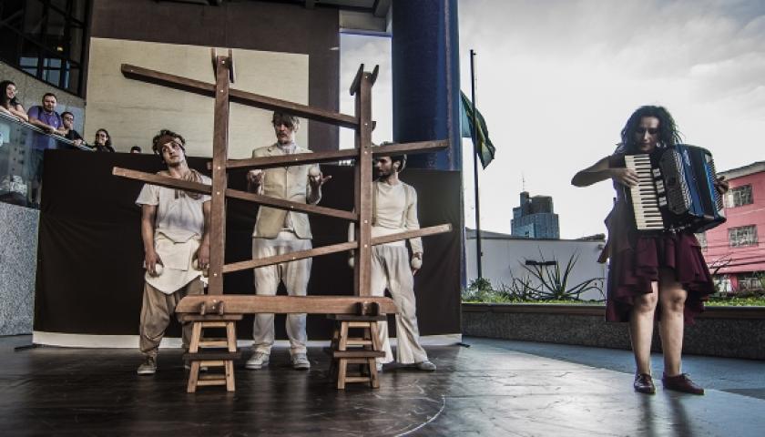 Circuito Sesc de Artes acontece dia 13 de abril em Adamantina