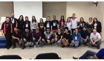 Adamantina sediou a Conferência Distrital de Rotaract Clubs, onde participaram mais de 150 jovens (Cedida).
