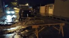 Secretaria de Obras executa manutenção após temporal de sábado, informa Prefeitura