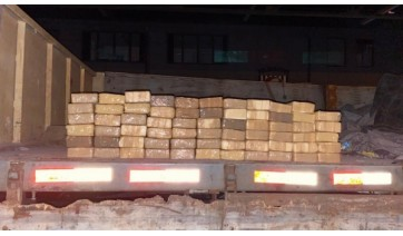 DEIC prende homem e apreende 65 tabletes de cocaína na SP 294, em Santa Mercedes