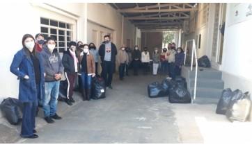 Fundo Social de Solidariedade de Adamantina entrega 355 cobertores