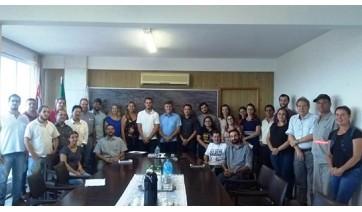 Prefeitura faz primeira reunião com a comissão organizadora da ExpoVerde 2019
