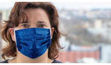 Multa será aplicada a pessoas que estiverem sem máscaras em locais públicos e aos estabelecimentos comerciais que permitirem a entrada de pessoas sem o item de proteção (Pixabay).