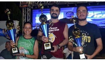 Medicina se sagra campeã geral do JUNIFAI 2019; Educação Física ficou em segundo e Direito em terceiro (Foto: Daniel Torres).