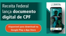 Receita Federal lança documento digital de CPF