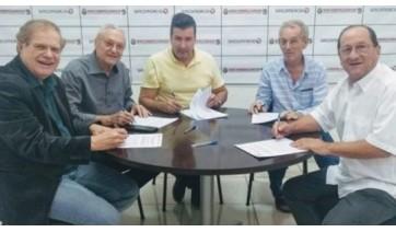 Sincomercio assina Convenção Coletiva de Trabalho 2018/2019