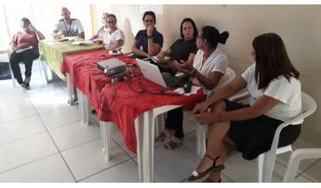 Participantes receberam informações sobre os programas e benefícios oferecidos pela pasta (Da Assessoria).