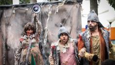 "Sexta-feira: teatro traz ""Romeu e Julieta"" pela perspectiva dos moradores de rua"