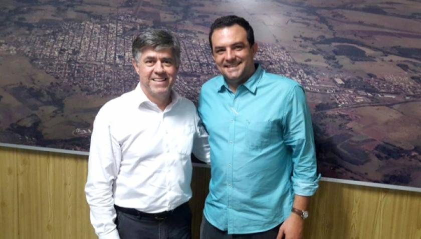 Vereador Eder Ruete é o novo líder do prefeito Márcio Cardim na Câmara