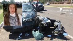 Morre a deficiente que teve seu triciclo atingido em acidente de trânsito