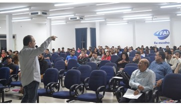 Empreenda UNIFAI promove palestras e oficinas com foco no empreendedorismo