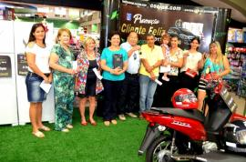 Cocipa entrega prêmios a ganhadores da Campanha Cliente Feliz