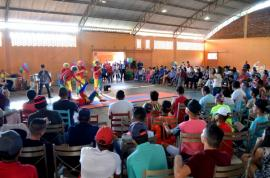 Fundação Casa leva reeducandos para atividades no PAI Nosso Lar