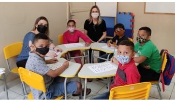 Educação municipal inicia plano de estimulação e intervenção para crianças em fase de alfabetização
