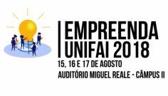 Empreenda UniFAI 2018 realiza palestras e oficinas a partir desta quarta-feira