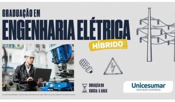 Conheça o curso de Engenharia Elétrica da Unicesumar