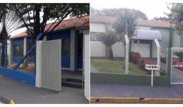 Iama e Creche do Jardim Brasil são revitalizadas por reeducandos
