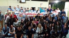 Alunos da Fatec Adamantina arrecadam 4 mil rolos de papel higiênico em trote solidário