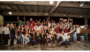 Trote solidário da Fatec Adamantina arrecada mais de 1.600 litros de leite para o PAI Nosso Lar