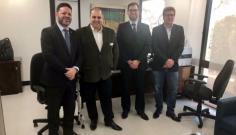 Em reunião no MEC, vice-reitor da UniFAI debate sobre novidades no Fies