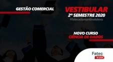 Fatec Adamantina abre as inscrições para o vestibular 2020 - 2º semestre