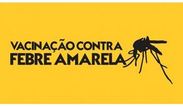 Sábado é dia D para atualização do esquema vacinal da Vacina Febre Amarela