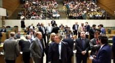 Deputados estaduais aprovam em 1º turno a PEC da Reforma da Previdência