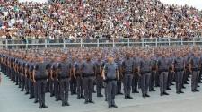 Polícia Militar forma 2.080 soldados de 2ª classe