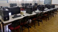 Sala de informática da EMEF Teruyo Kikuta ganha novos computadores