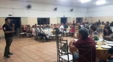 CREAS realiza tradicional jantar de confraternização
