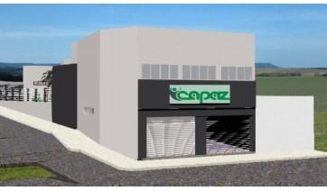 Sede da Instituição Capaz passa por obras de ampliação; local terá auditório e outras melhorias
