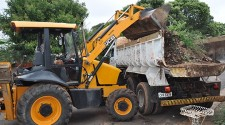 Mutirão de limpeza já recolheu mais de 150 caminhões de materiais inservíveis