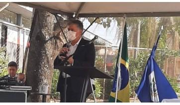 Adamantina participa do lançamento da pedra fundamental do Pronto Socorro de Rio das Pedras