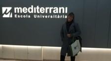 Aluna da Fatec Adamantina inicia intercâmbio na Espanha