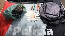 Homem é preso em flagrante praticando furto no centro de Adamantina