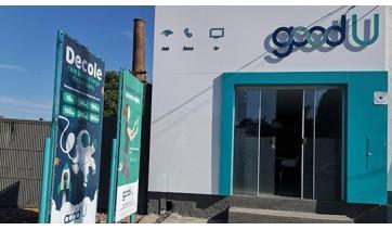 Mais facilidades: goodU inaugura loja em Flórida Paulista