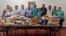 Campanha Natal Solidário: goodU arrecada 1 tonelada de alimentos e atende duas instituições