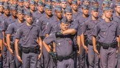 Segurança Pública ganha reforço de 2.477 novos soldados