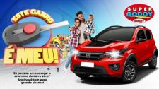 Supermercado Godoy lança promoção que vai dar um Fiat Mobi zero km