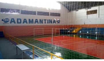 Com a atuação do Poder Judiciário de Adamantina, reeducandos do Centro de Progressão Penitenciária de Pacaembu trabalharam na recuperação do espaço (Foto: Da Assessoria).
