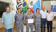Rotary homenageia os Bombeiros pelos relevantes serviços à comunidade