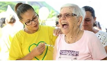 Em Adamantina, idosos serão vacinados contra a gripe em suas casas