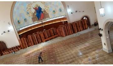 Missas em Adamantina acontecerão com 40% de ocupação e fiéis precisarão retirar senha